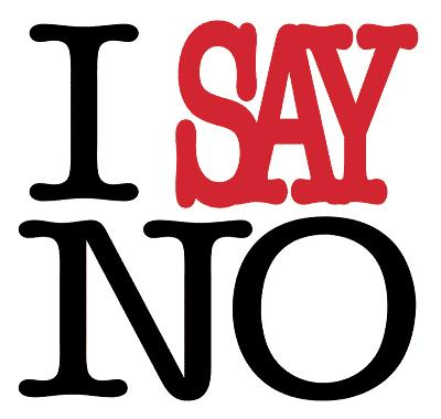 """How To Say """"No"""" to Those Tasty Foods"""