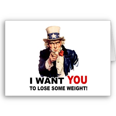 Do It For YOU...! Lose Weight